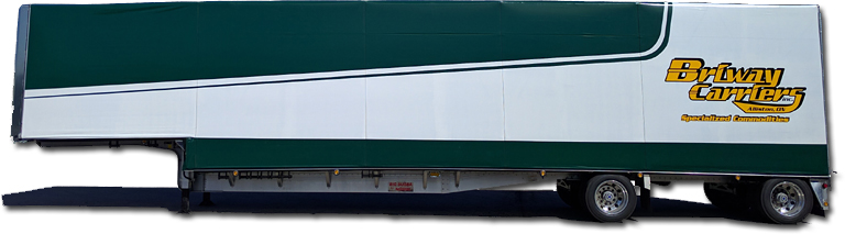 Rolling Tarp for Drop Deck Trailers